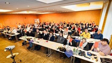 Tarifkommissionen des Einzelhandels sowie des Groß- und Außenhandels auf ihrer Sitzung in Haltern am See