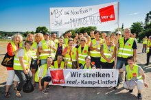real-Streik