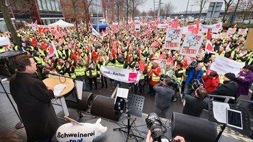real-Streik November 2018
