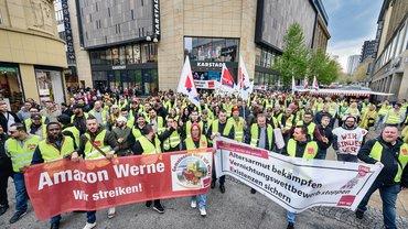 Streiktag in Dortmund